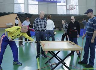 В Северо-Западе прошел Осенний фестиваль инвалидного спорта