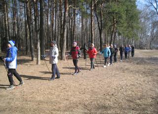 В рамках празднования Всероссийского Дня ходьбы и Дня пожилого человека в СЗАО пройдет спортивный пр