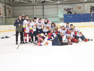 На территории Южного Тушино прошли финальные окружные соревнования по хоккею с шайбой в рамках Спарт