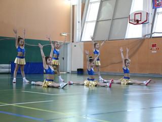 """В ФОК """"Динамика"""" состоятся традиционные соревнования по спортивной и фитнес аэробике среди"""