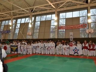 """В районе Щукино состоятся соревнования по каратэ """"Спортивный дебют"""""""