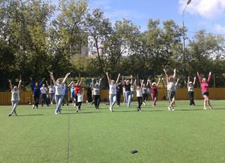 """В рамках проекта """"Активный Гражданин"""" в СЗАО пройдет фитнес-зарядка для всехжелающих"""