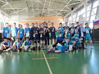 В СЗАО завершились финальные городские соревнования по волейболу Московской комплексной межокружной