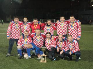На территории Северо-Запада состоялся турнир по футболу, посвященный памяти Л. И. Яшина