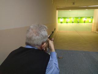 В СЗАО прошли окружные соревнования по стрельбе из электронного оружия в рамках
