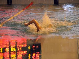 """В ФОК """"Лазурный"""" пройдут квалификационные соревнования по плаванию среди занимающихся"""
