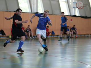 """В ФОК """"Динамика"""" пройдут соревнования по мини-футболу среди лиц с ограниченными возможност"""