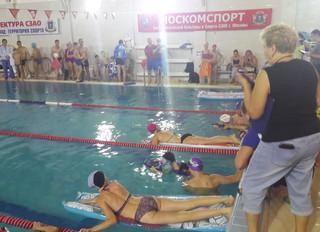 """В бассейне """"Аквамарин"""" пройдут """"Водные старты"""" спортивных семей"""
