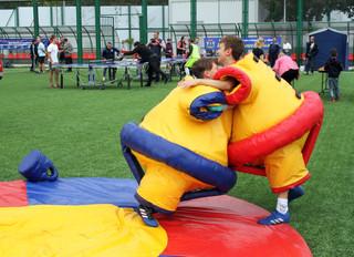 В СЗАО прошел спортивный праздник, посвященный 80-летию Дня физкультурника