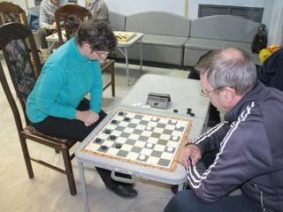На территории Северо-Запада прошли соревнования по русским шашкам