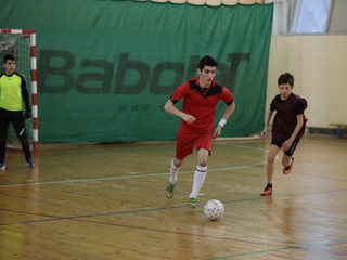 """В ФОК """"Триумф"""" пройдет турнир по мини-футболу среди детей"""