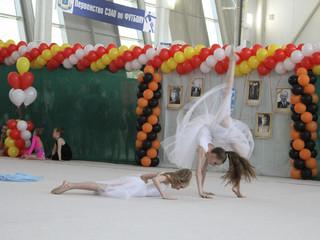 В СЗАО пройдут соревнования по художественной гимнастике на призы Олимпийской чемпионки Марии Нетесо