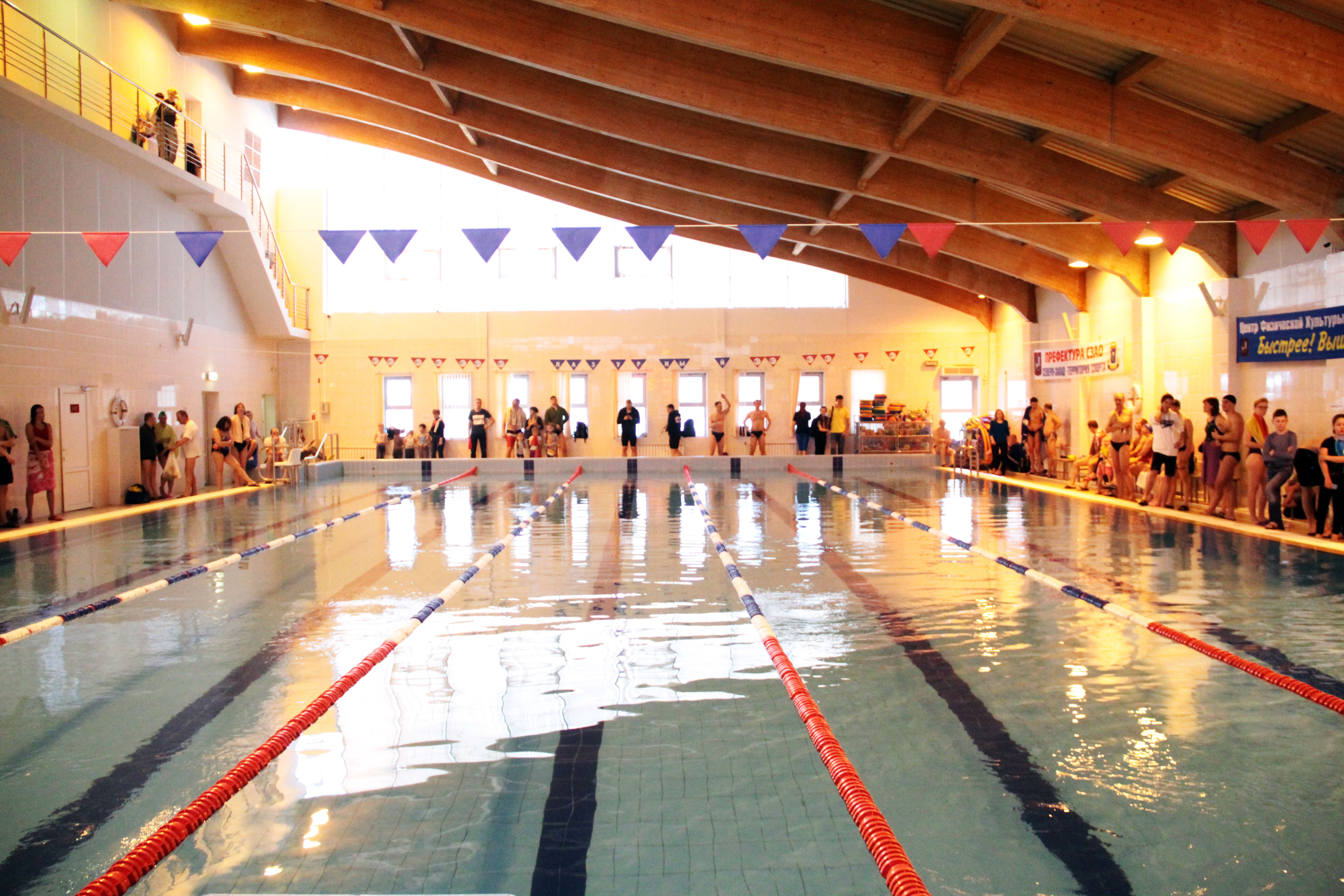 Плавание. Спорт для всех -2017