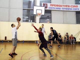"""В ФОК """"Триумф""""пройдет турнир по стритболу"""