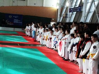 В Щукино прошли соревнования по всестилевому каратэ, посвященные Дню Защитника Отечества