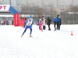 В Северном Тушино состоялось Первенство СЗАО по лыжным гонкам