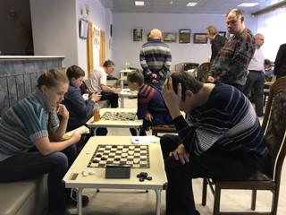 В СЗАО пройдет открытый чемпионат округа по русским шашкам