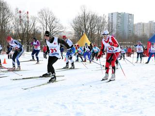 """На территории ФОКа """"Лазурный"""" пройдут соревнования по лыжным гонкам среди лиц с ограниченн"""