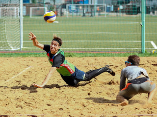 В рамках празднования Дня города в СЗАО пройдет турнир по пляжному волейболу