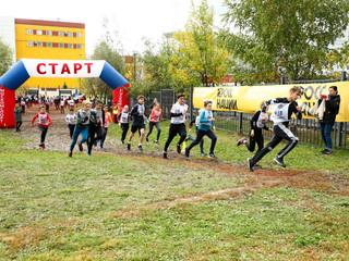В СЗАО состоялось Первенство СЗАО по бегу в рамках Всероссийского дня бега «Кросс нации» - 2019