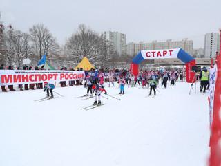 На территории СЗАО г. Москвы пройдут  соревнования по лыжным гонкам в рамках московского этапа XXXVI