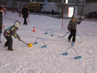 """В рамках программы """"Активный Гражданин"""" в СЗАО пройдут подвижные игры на снегу"""