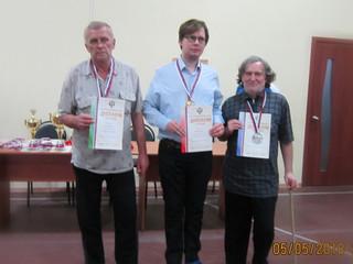Поздравляем Волынкина Ивана с победой на Чемпионате России по русским шашкам!
