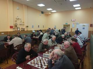 В СЗАО пройдет первенство округа по шахматам среди пенсионеров