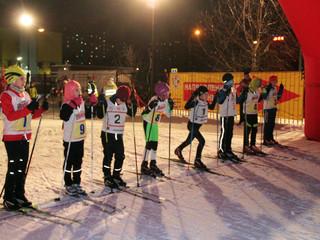 В Северном Тушино состоятся традиционные соревнованияпо лыжным гонкам «Тушинскиеогни»