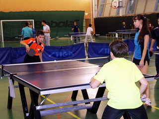 В рамках празднования Дня Военно-морского флота в СЗАО пройдет турнир по настольному теннису
