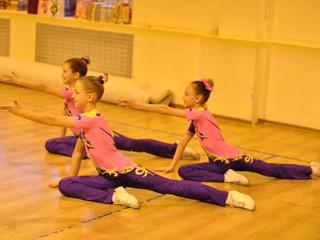 """В ФОК """"Лазурный"""" пройдут соревнования по спортивной и фитнес-аэробике среди детей"""