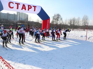 На территории Северо-Запада состоится первенство города Москвы по лыжным гонкам среди населения от 1