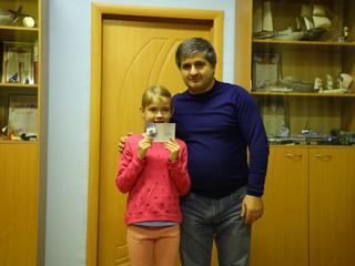 В районе Южное Тушино состоялось вручение знаков ВФСК «ГТО»