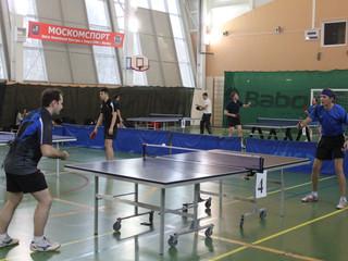 В СЗАО пройдет турнир по настольному теннису, посвященный Международному женскому дню