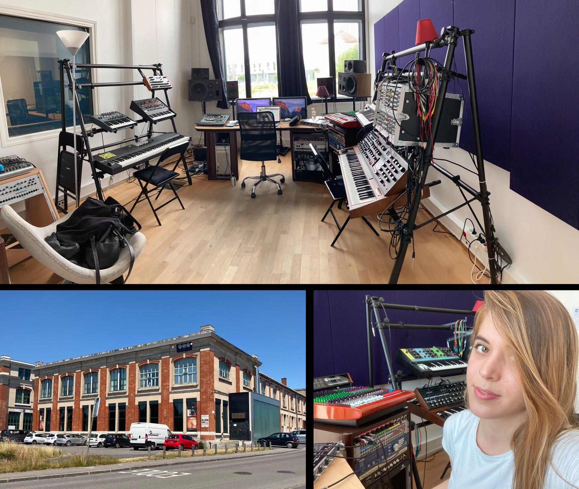 Residence Studio Césaré