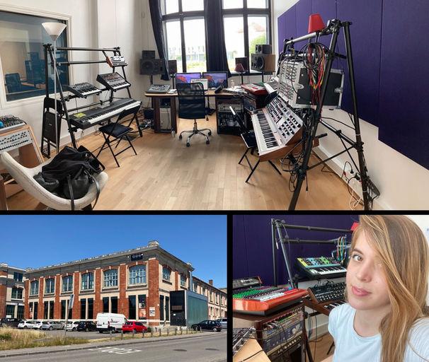 Residence Studio Césaré CNCM