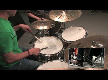 JAZ SAWYER DRUM LESSONS