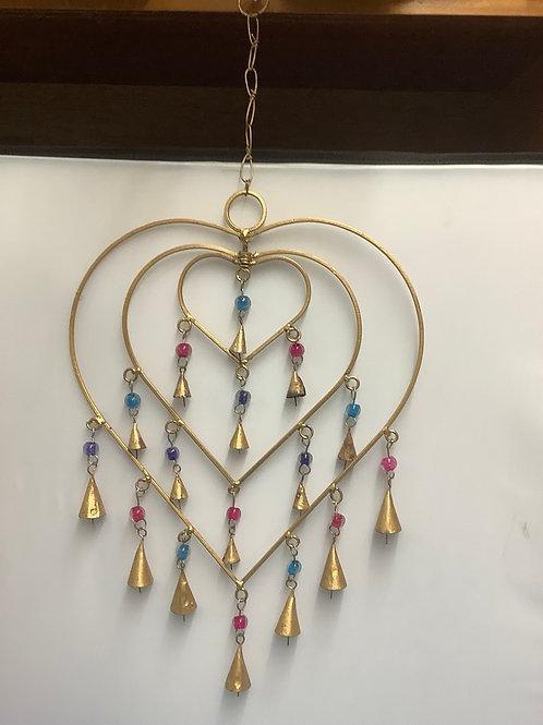 Bell heart 3D