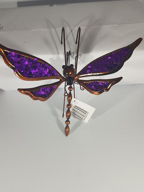 Metal glitter Dragonfly