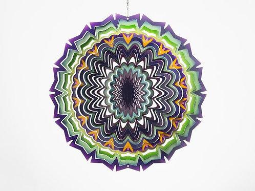 Mandala Flower Premium Spinner