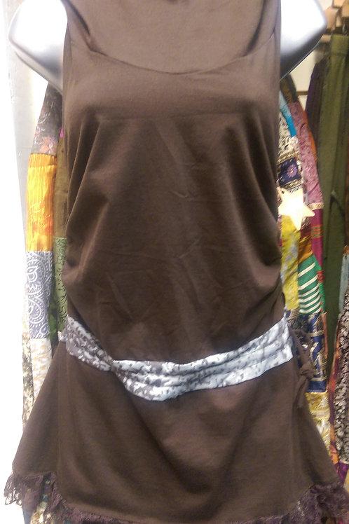 Hooded Dress/Top