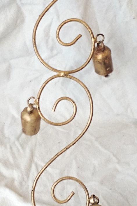 Hanging Swirl of Bells