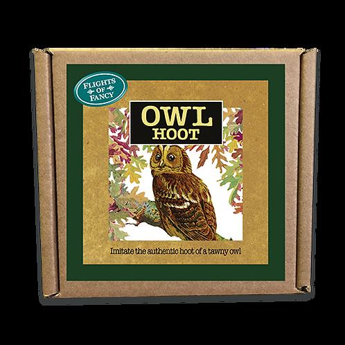Owl Hoot Bird Caller