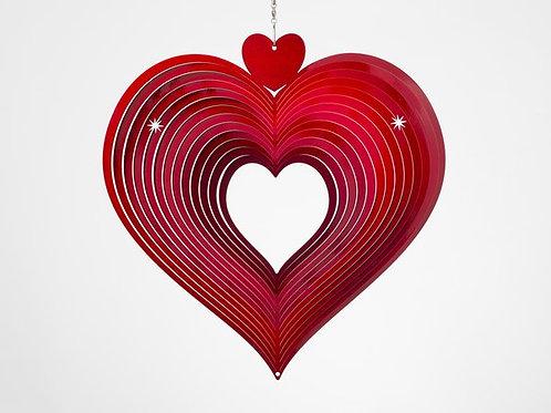 Original Heart Red Spinner