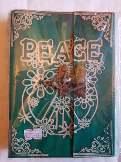 Notebook Peace