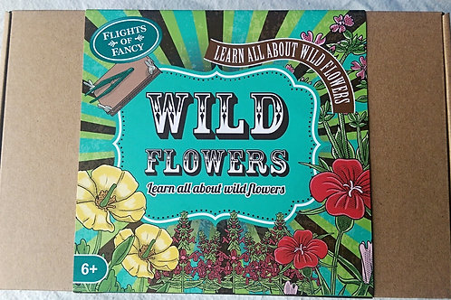 About Wild Flowers
