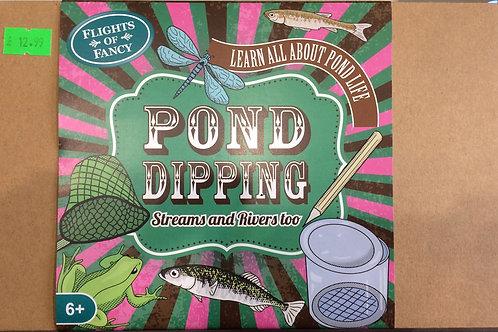GBG - Pond dipping
