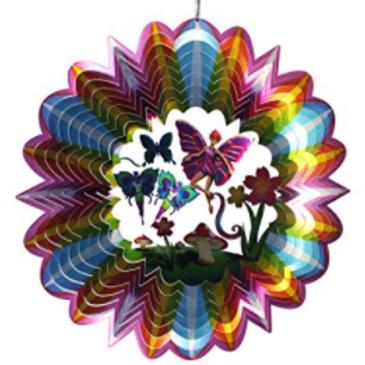 3D Fairy Deluxe Multi Spinner