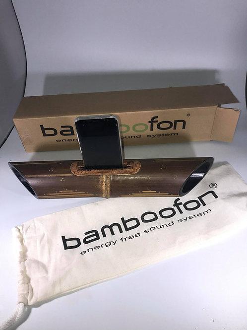 Bamboofon Portable Speaker