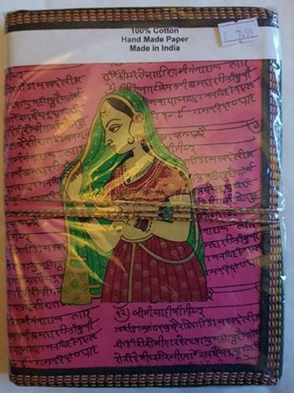 Notebook Ind cotton XL